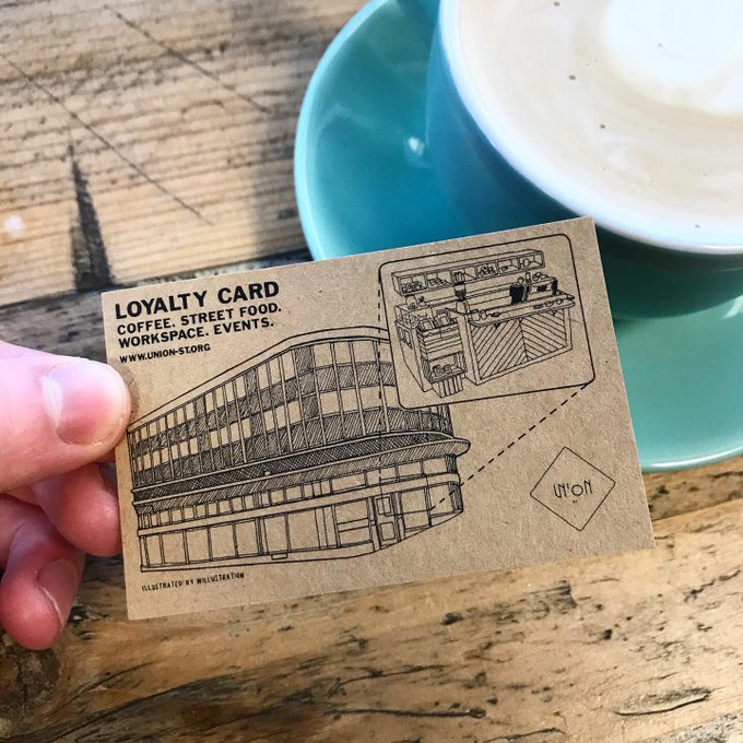 UNION ST LOYALTY CARD